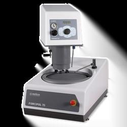 Wolnoobrotowa głowica do przygotowania próbek mineralogicznych