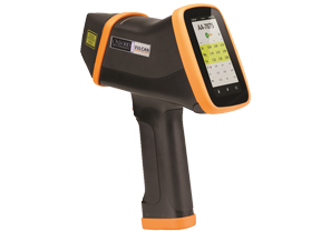 Podręczne spektrometry laserowe LIBS do złomu
