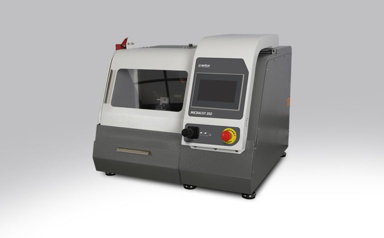 Micracut 202 - Automatyczna przecinarka precyzyjna