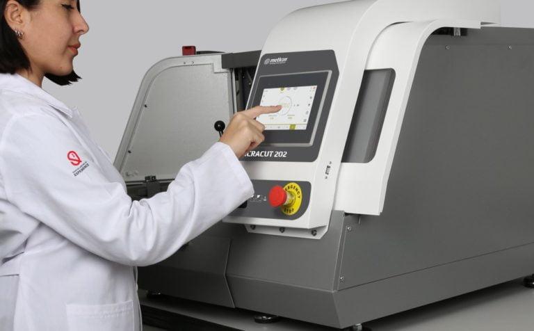 Modułowy intuicyjny system sterowania - Micracut 202