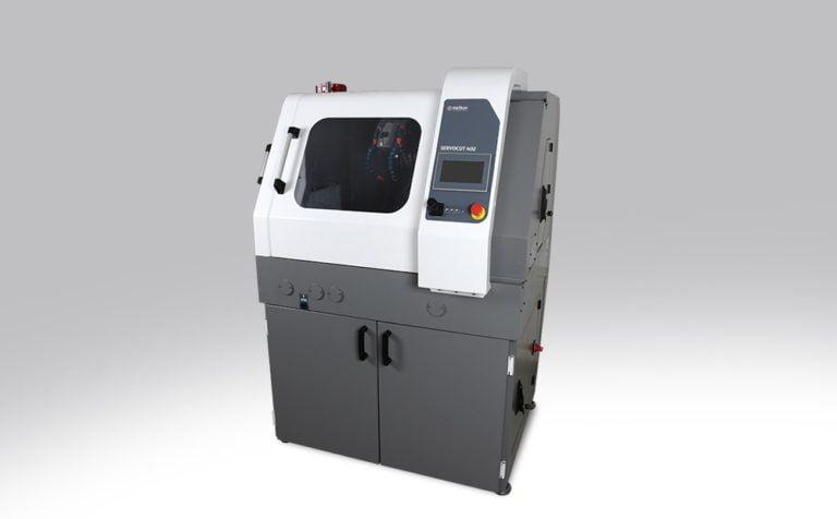 Automatyczna przecinarka metalograficzna SERVOCUT 402 AA