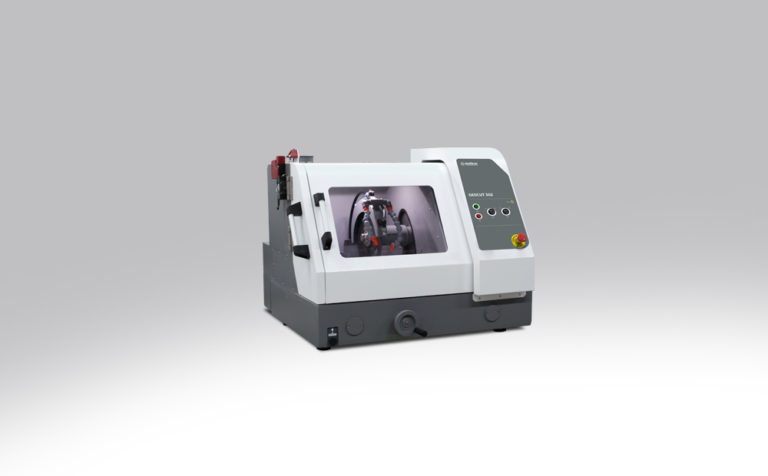 GEOCUT 302 - Przecinarka petrograficzna do cięcia dużych próbek.