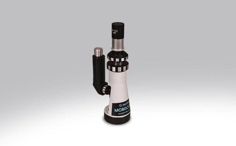 Mobilny mikroskop metalograficzny MOBISCOPE