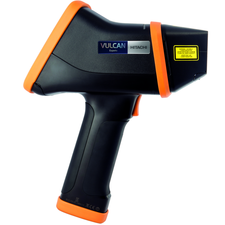 Vulcan Expert+ - Spektormetr laserowy drugiej generacji