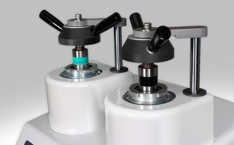 ECOPRESS 202 - dwie próbki w dwóch cylindrach